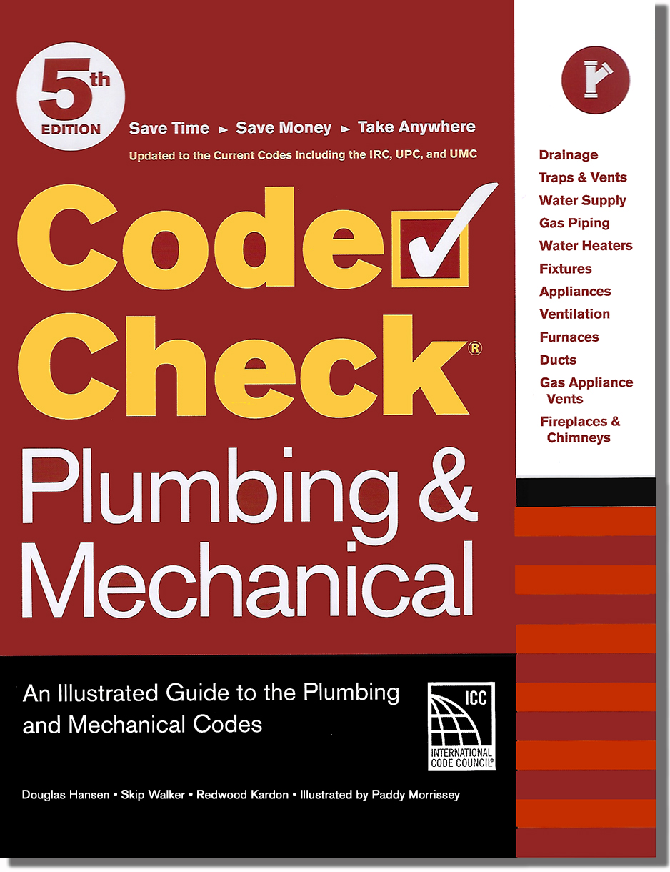 Code Check Plumbing & Mechanical 5th Edition